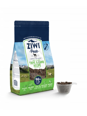 Ziwi Peak Air Dried Dog Cuisine - Tripe & Lamb