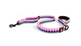 EzyDog Zero Shock Leash - Bubblegum - Mudpuppy