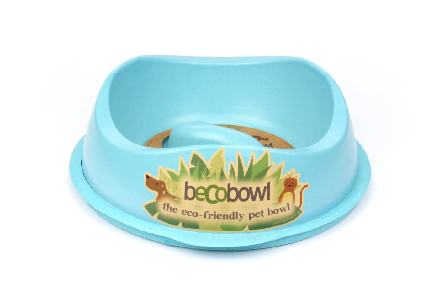 Beco - Slow Feed Bowl - Mudpuppy