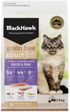 Blackhawk Grain Free - Cat Duck & Fish - Mudpuppy