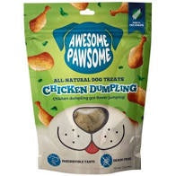 Awesome Pawsome Chicken Dumpling