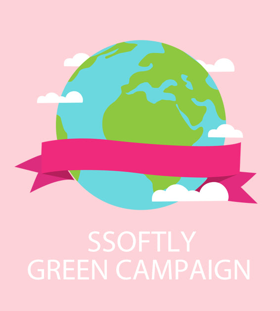 SSOFTLY Green Campaign