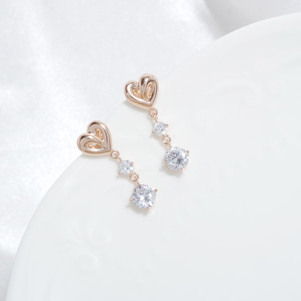 Harmony In Memory Earrings[CLOY Collection]