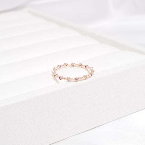 Mary Rainbow Ring [Worker Holic]
