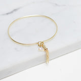 Isabella Slim Bangle