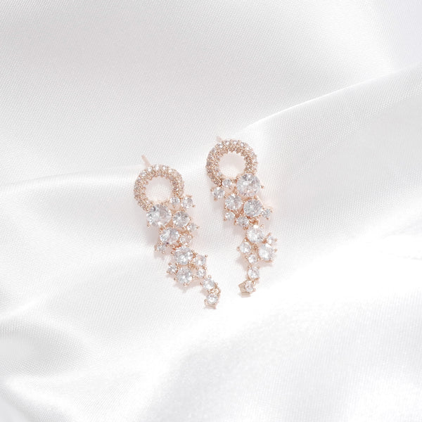 Del Luna Shine Earrings [Hotel De Luna]