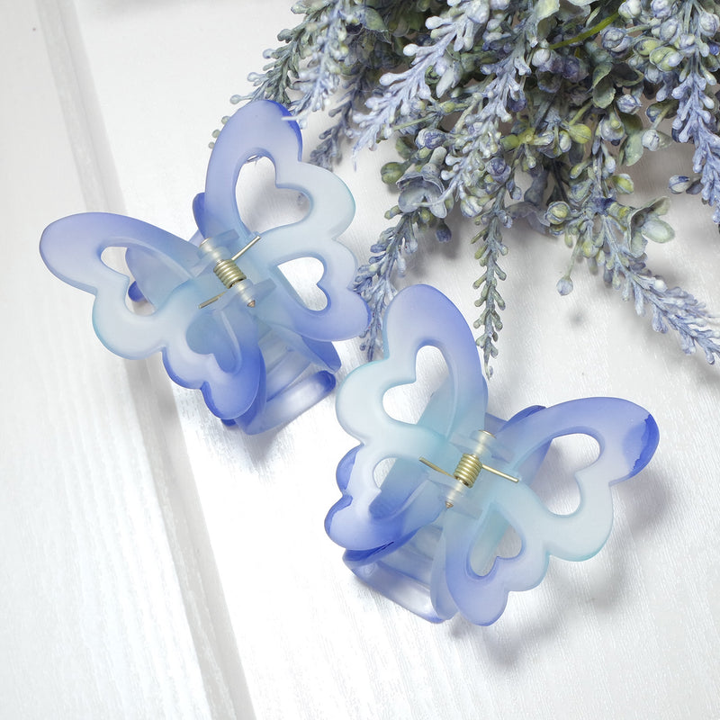 The Cheerful LOVE Butterfly Hair Clip