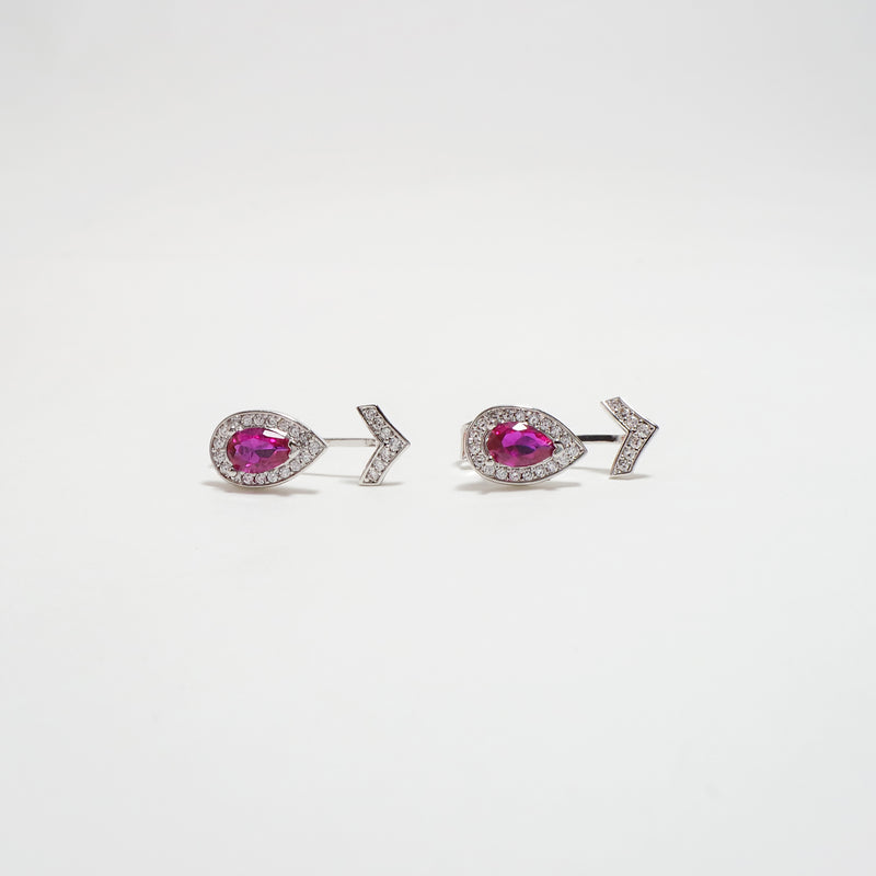 Josephine Tulip Earrings [Encounter]