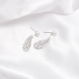 Michael's Wing Earrings [Del Luna]