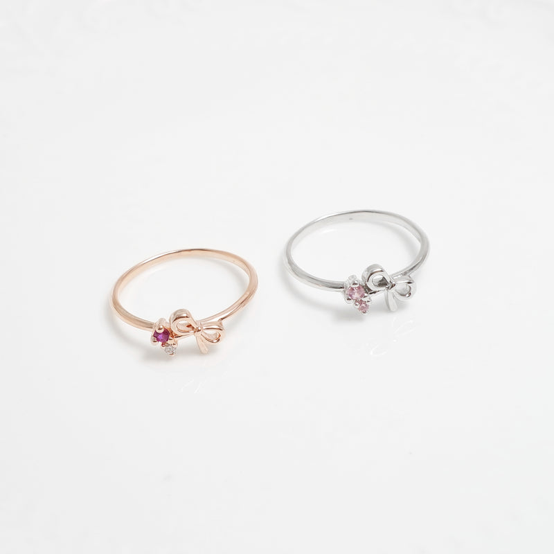 Petit Ribbon Ring [Worker Holic]