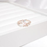 Floria love Ring (Rose Gold)