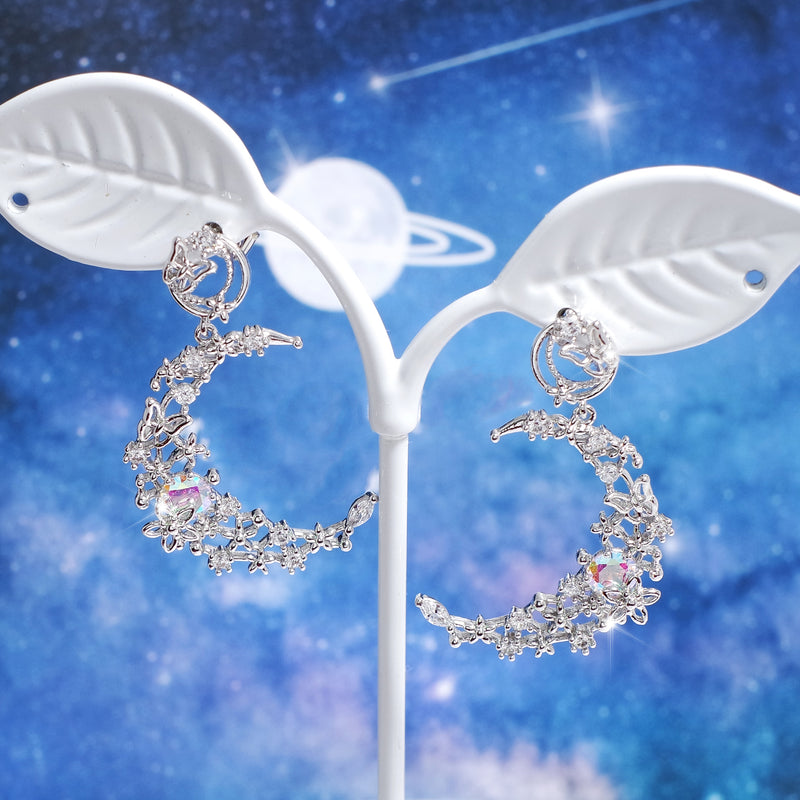 Lunar Garden Earrings