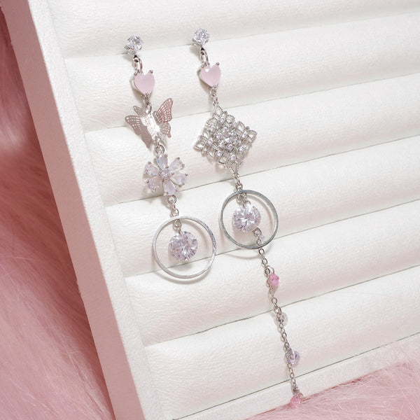Ariel's Spring Day Earrings