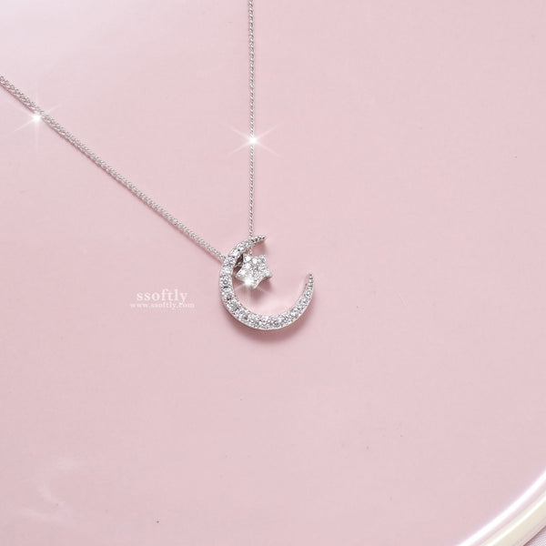 Moonlight Serenade In Jeju Necklace [My Jeju]