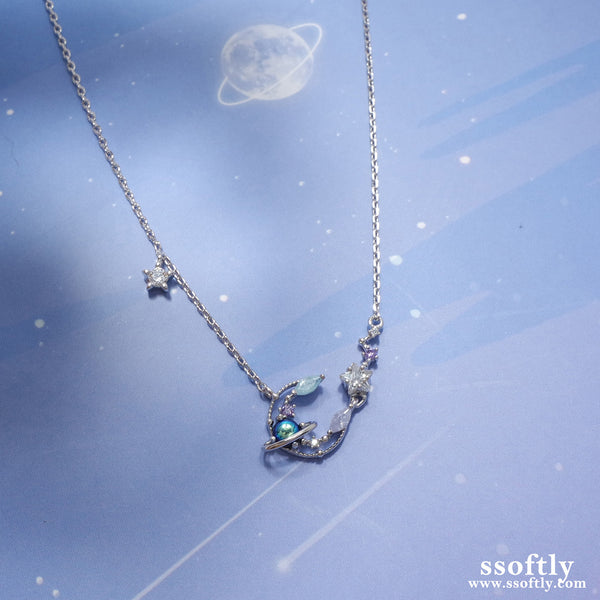 Asteroid B612 Necklace