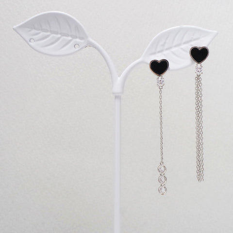 Autumn's Love Earrings [Paint It Chic & Black Collection]
