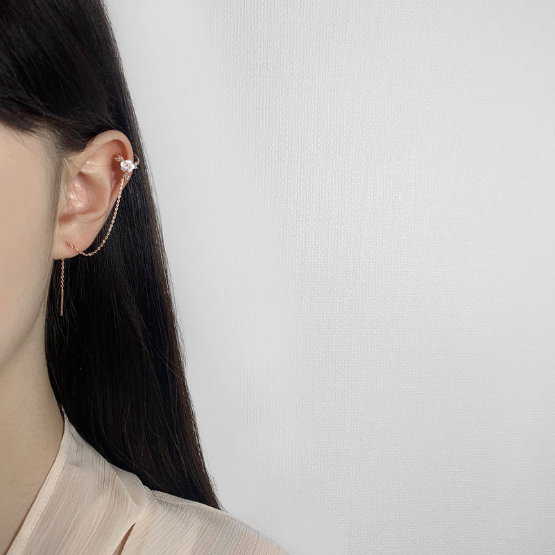 Beautiful Ladies Ear Cuff [Two-two]