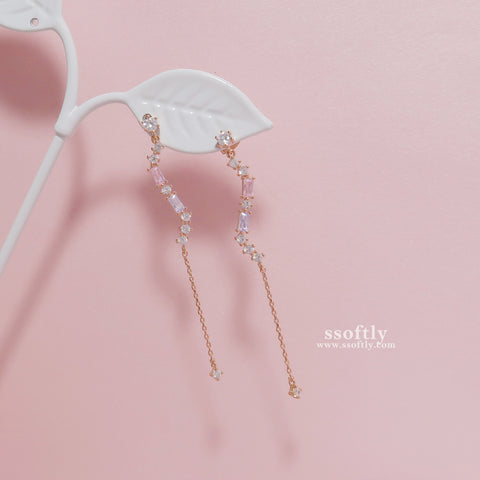 Blush Pink Earrings [Two Two]