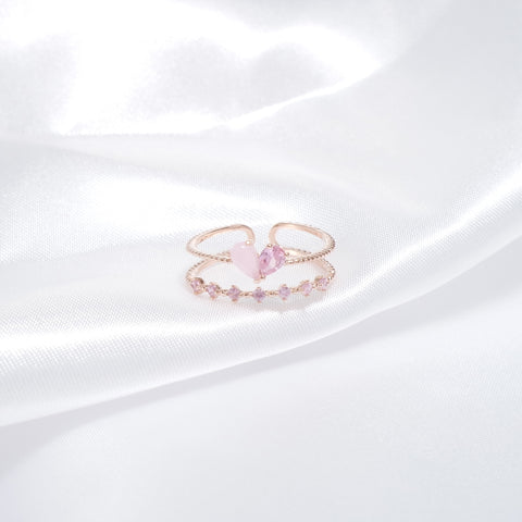 Candy Heart Ring