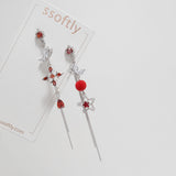 Shangri-Ra Earrings [Happy CNY]