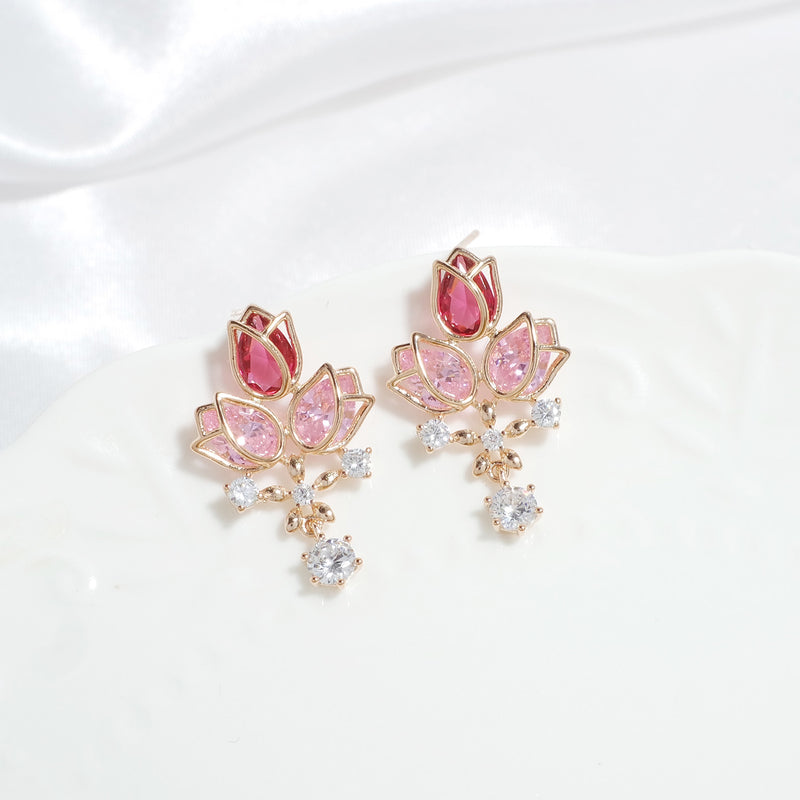 Confession Of Love Earrings [CLOY Collection]