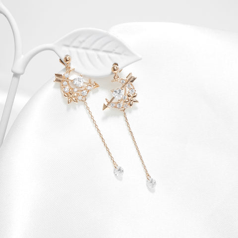 Cupid Virus Earrings [Two Two]