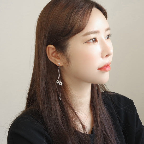 Demeter Earrings [Oh My Goddess]