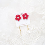 Daisy Earrings (4 Colours)