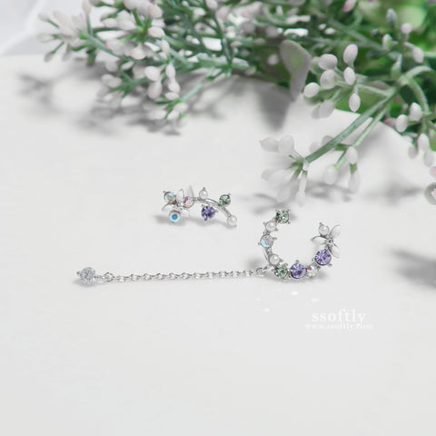 Fairy Forest Earrings [Two Two]