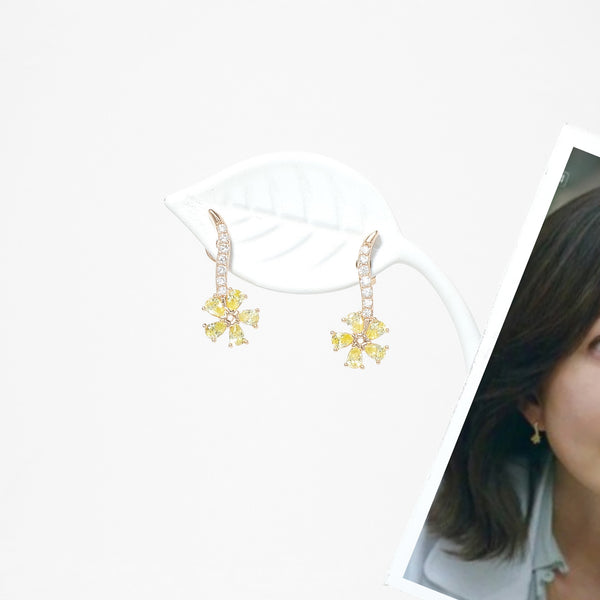 Forsythia,You Earrings [The World Of Marriage]