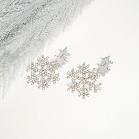 Frozen Earrings [Romantic Winter]