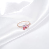 Hera Water Drop Ring