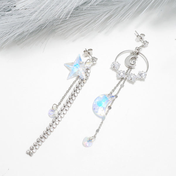 Blanc De Moon Earrings