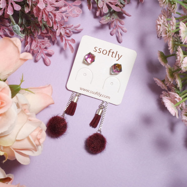 Sally Pomi Earrings
