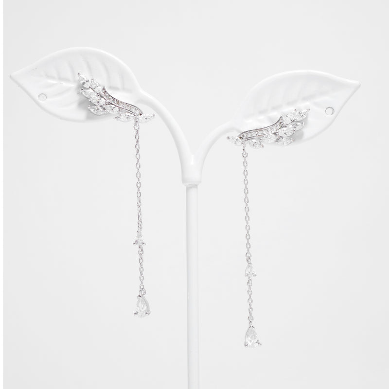 Raphael's Wing Earrings [Del Luna]