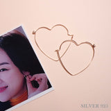In Your Heart Earrings [The Beauty Inside]