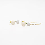 Popping pop Tra-la Unbalance Earring