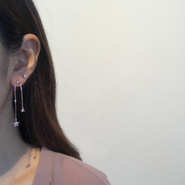 A Blind Date Earrings [Two-two]