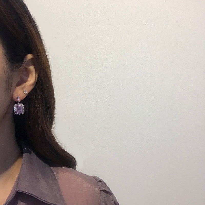 Melo Movie Earrings [Two-two]