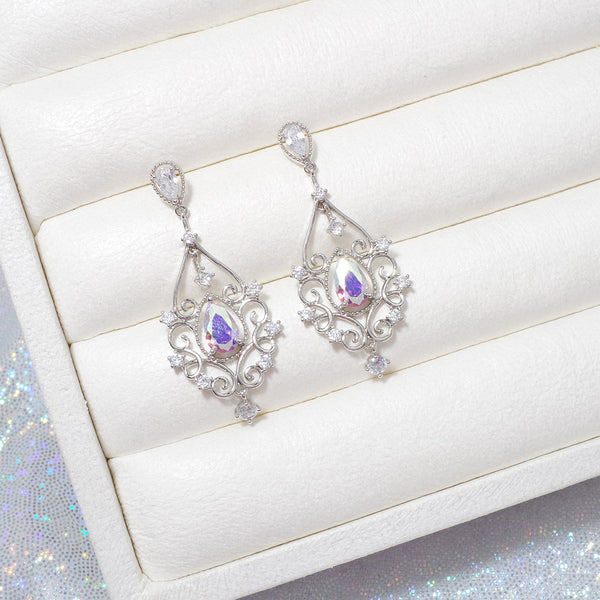 Ice Queen Earrings [Two-two]