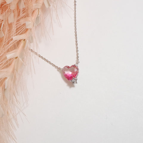 It Is Time To Love Necklace