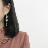 The Pearl Of Love Earrings