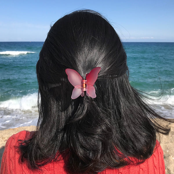 The Cheerful Butterfly Hair Clip [New Colors]