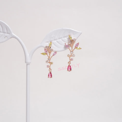 Lemmon Tree Earrings [Online Exclusive]