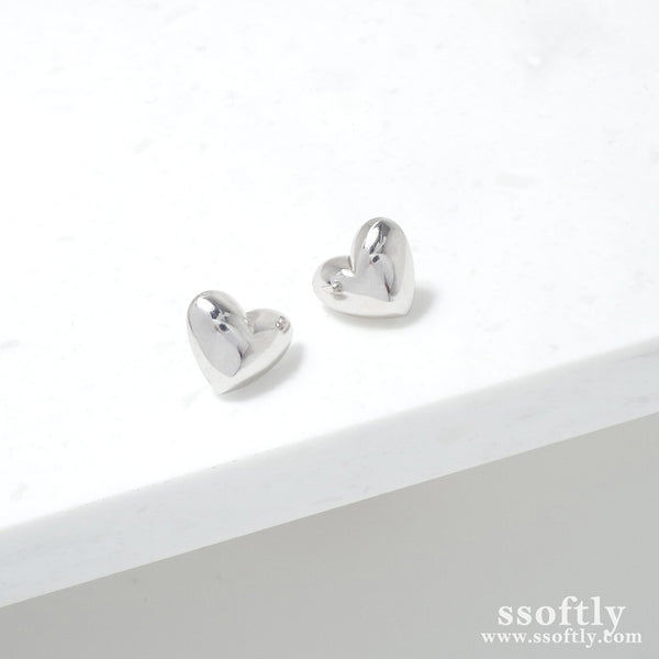 Love Tong Tong Earrings [CLOY Collection]