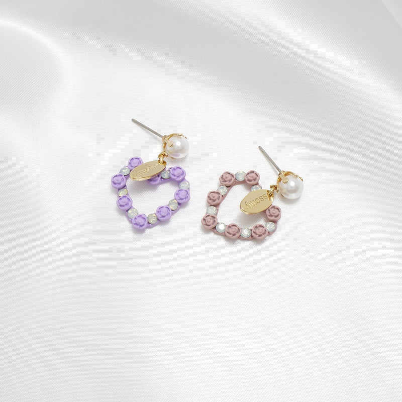 Love Spell Earrings [Fall In Love]