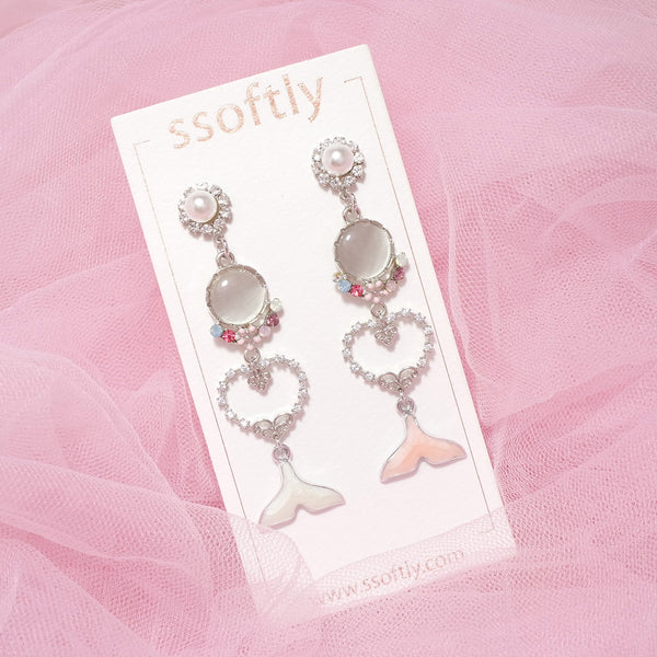Mermaid Melody Earrings