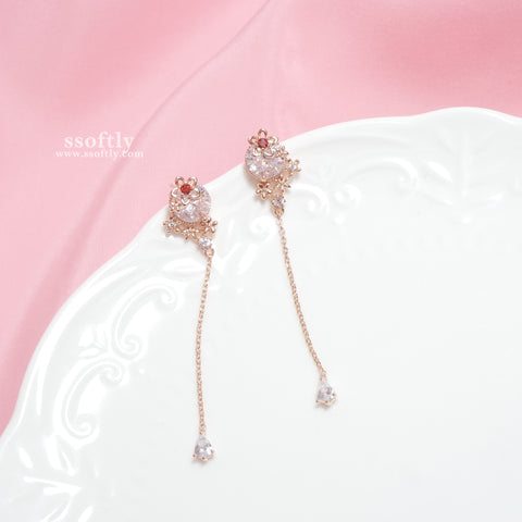 My Rosa Earrings [Two Two]
