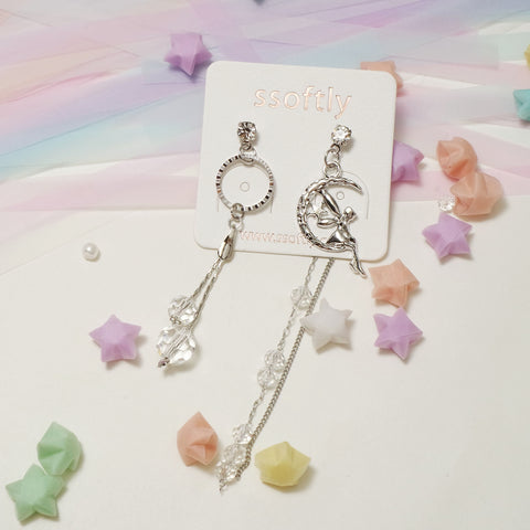 My Tinkerbell Earrings [Fly Me To The Moon Collection]