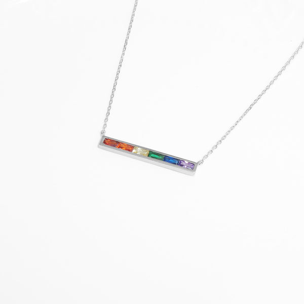 Over The Rainbow Necklace [Rainbow Collection]